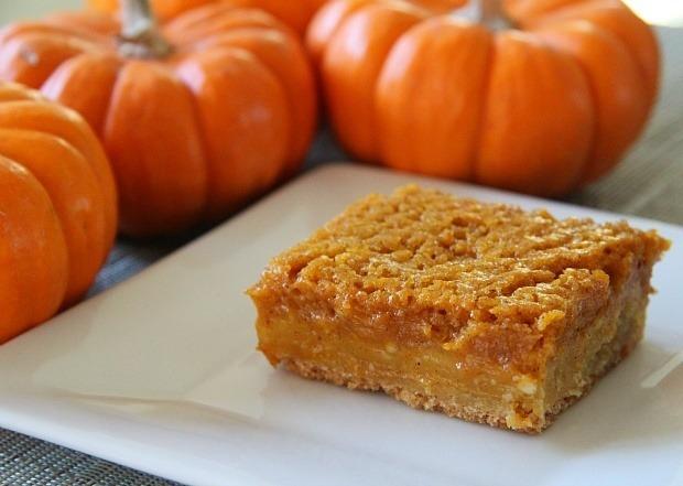 Gooey Pumpkin Cake Recipe:  Better Than Pumpkin Pie