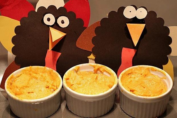 Kids Recipe: No Bake Pumpkin Pie (Or Use Ice Cream Cones)