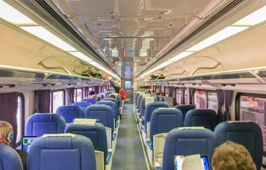 Is Amtrak Pacific Surfliner Business Class Worth The Upgrade?