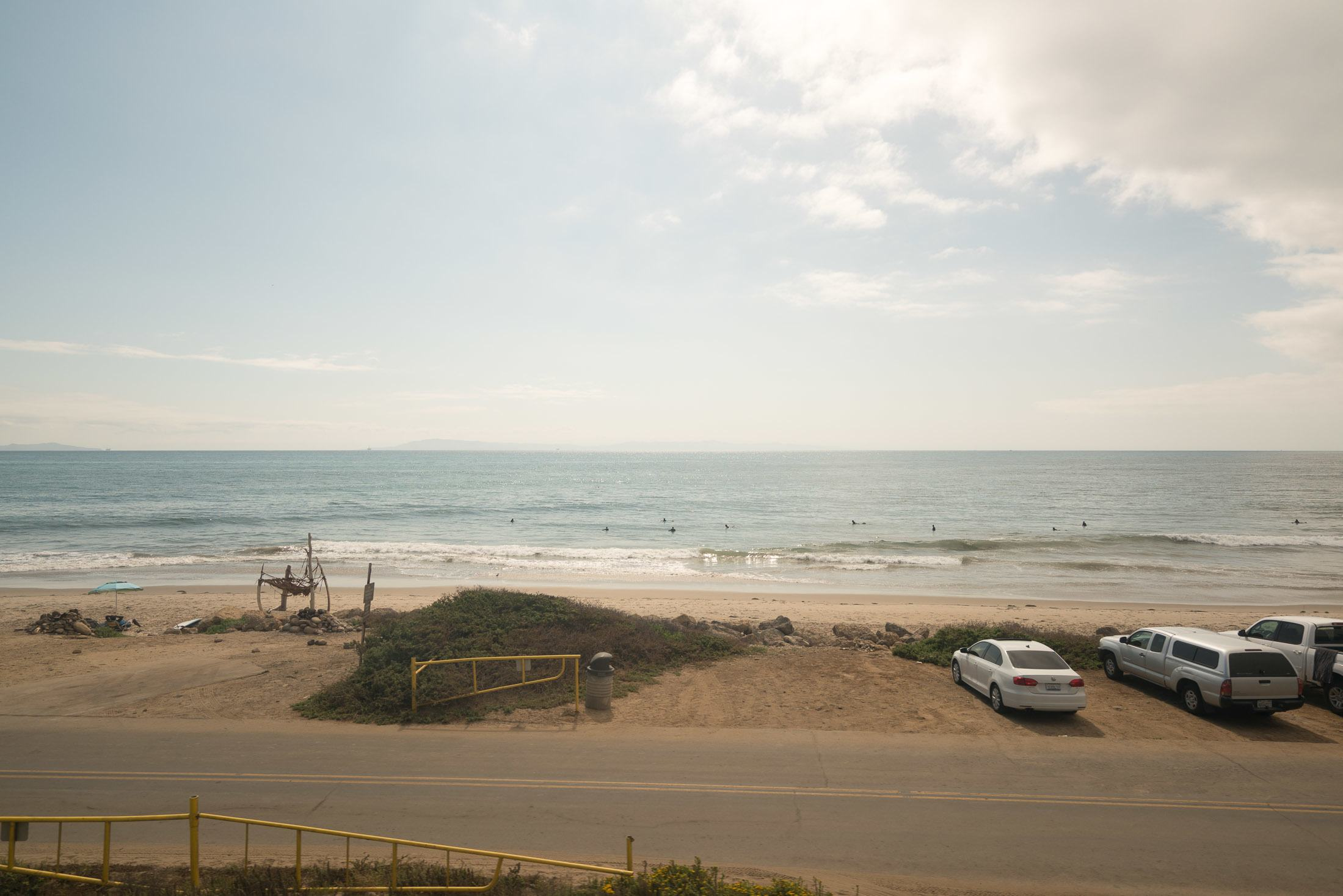 A review of Amtrak business class on the Pacific Surfliner train between San Diego and Santa Barbara.