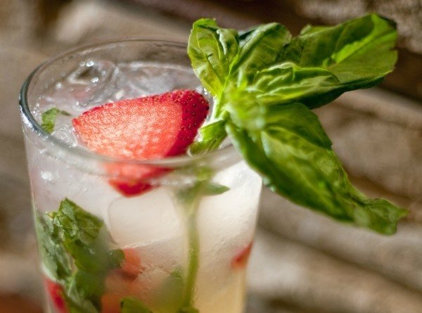 Basil-ade Mocktail Recipe