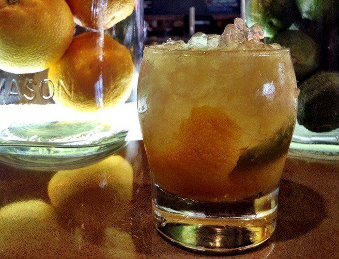 World Cup Cocktails: Eureka!'s Caipiroska Recipe