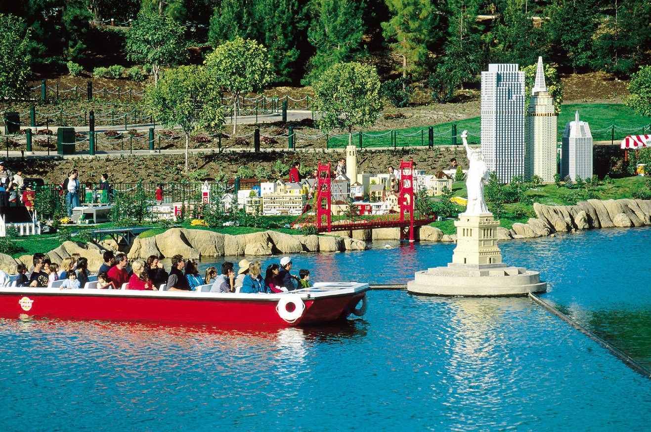 LEGOLAND California discounted tickets
