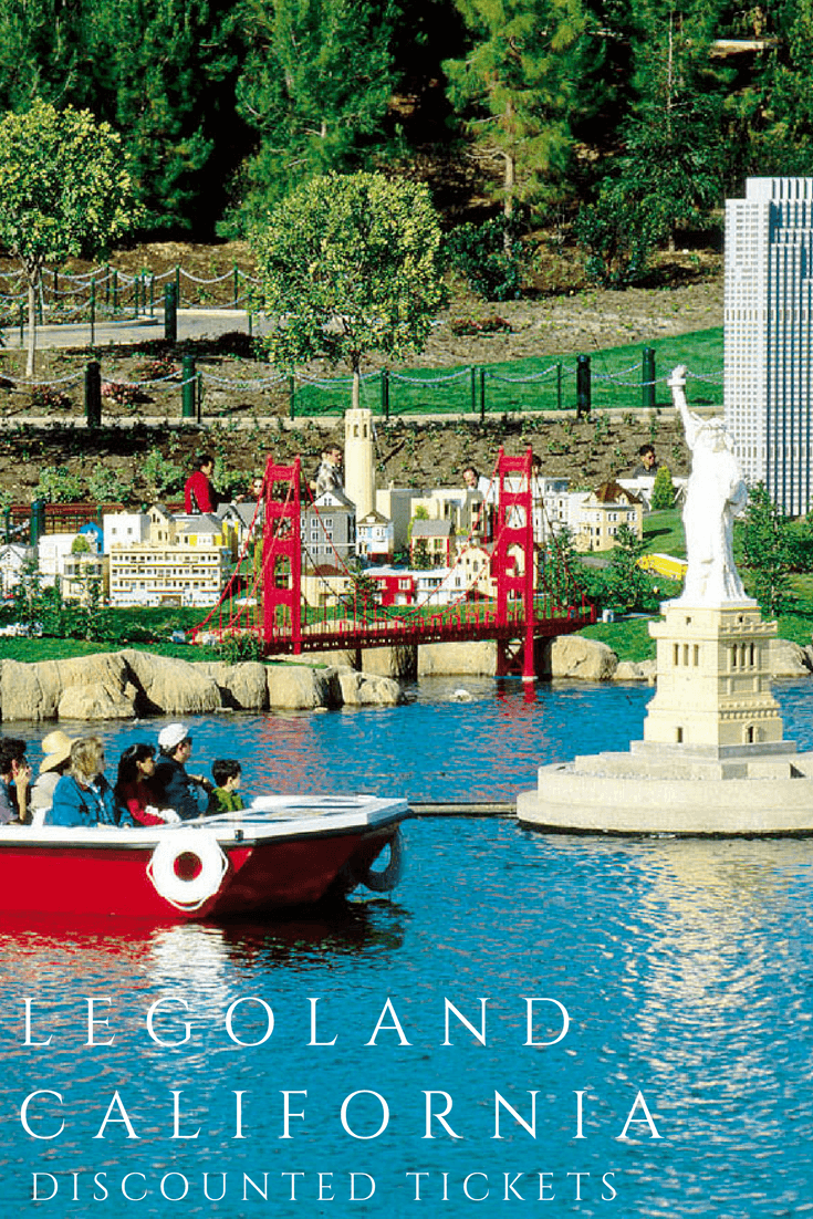 LEGOLAND California offers a myriad of ways to buy discounted tickets.