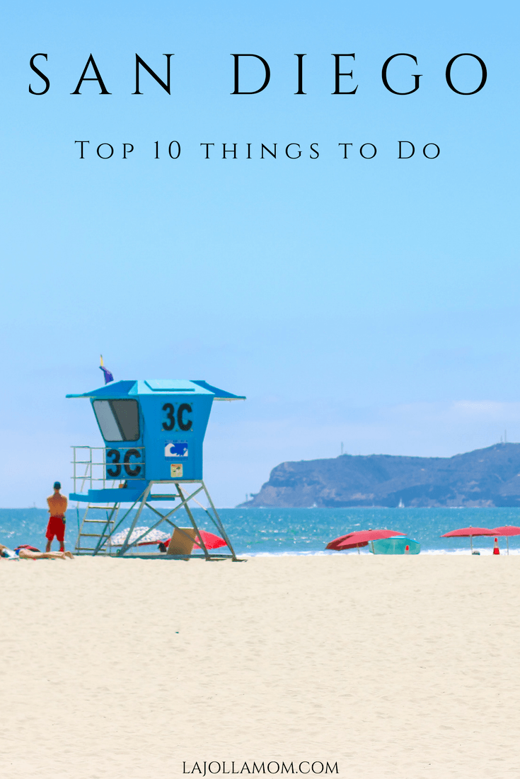 Find out the top 10 things to do in San Diego from the beaches to annual events.