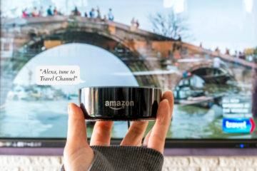 Hands-Free TV is possible (and awesome) with the DISH and Amazon Alexa integration.