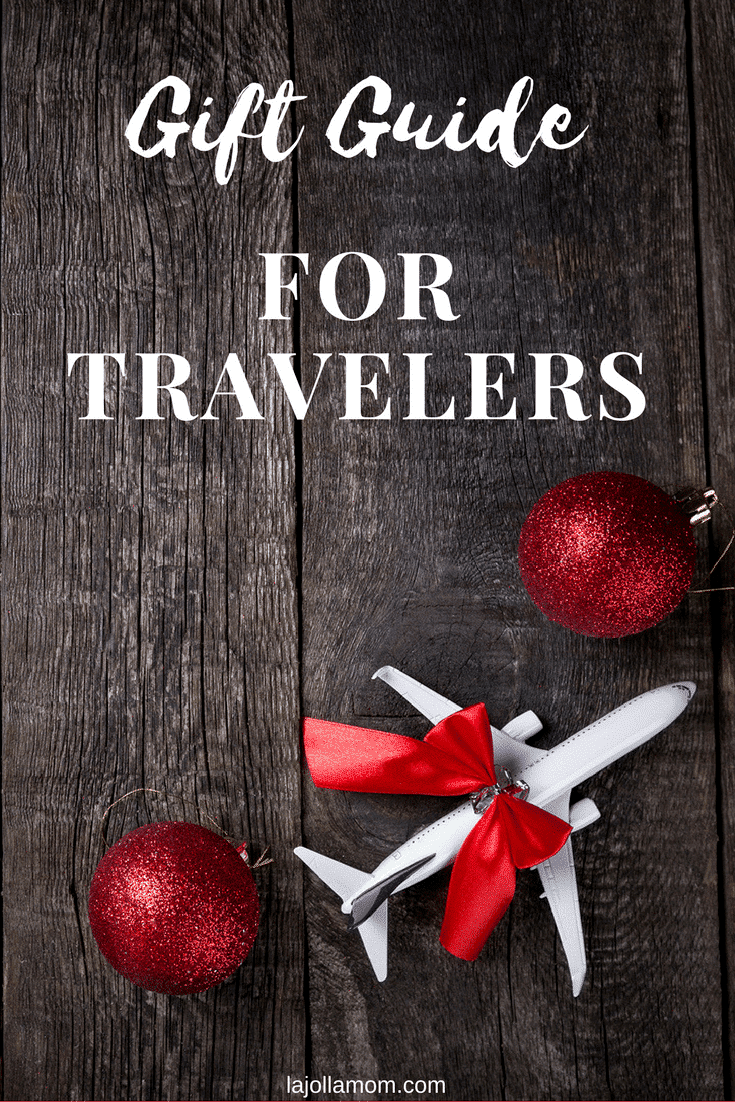 This list has some awesome gadgets, skincare, ponchos and more gifts for the traveler in your life.