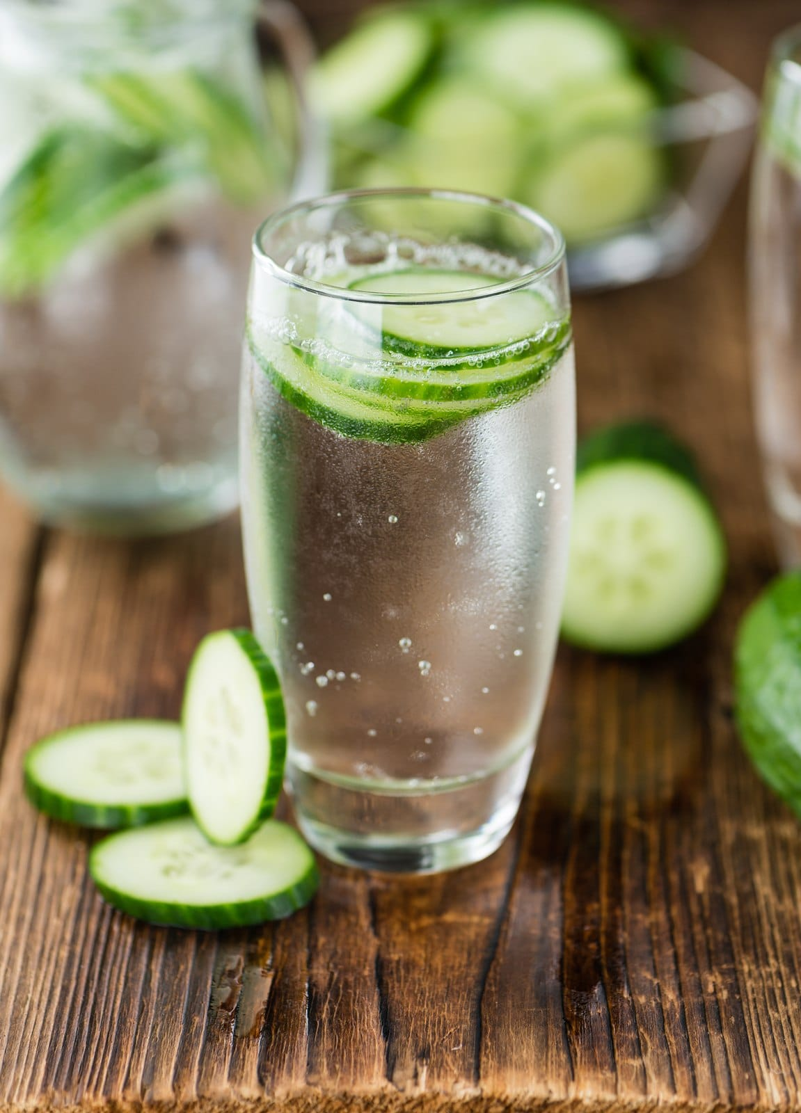Cucumber water is easy to make at home and it does have health benefits. Here's why it's worth the extra effort.