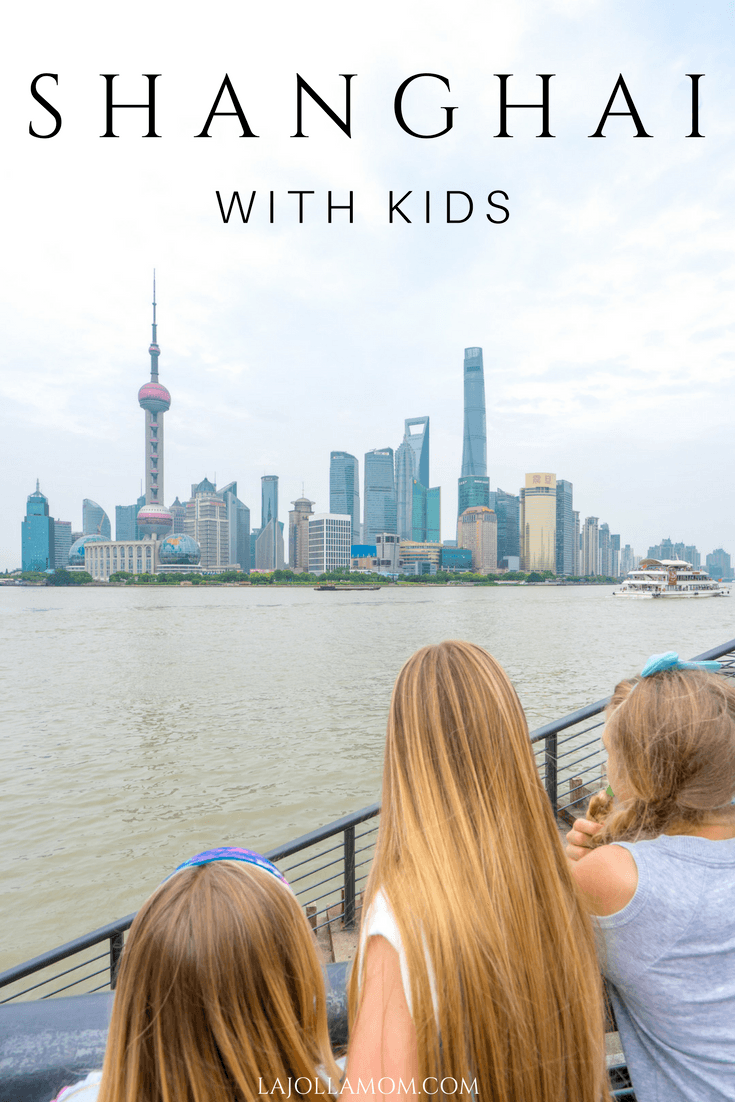 A fun list of things to do in Shanghai with kids.