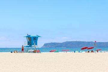 Find which Coronado beach is best for your visit to San Diego.