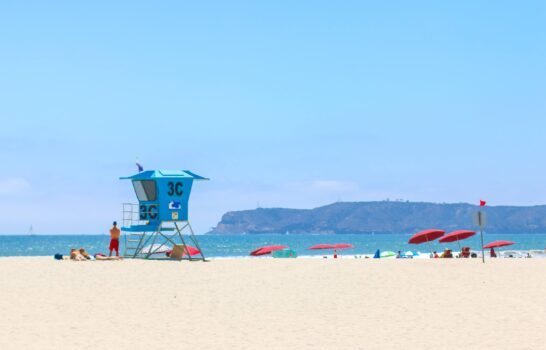 Detailed Guide to the Best Coronado Beaches