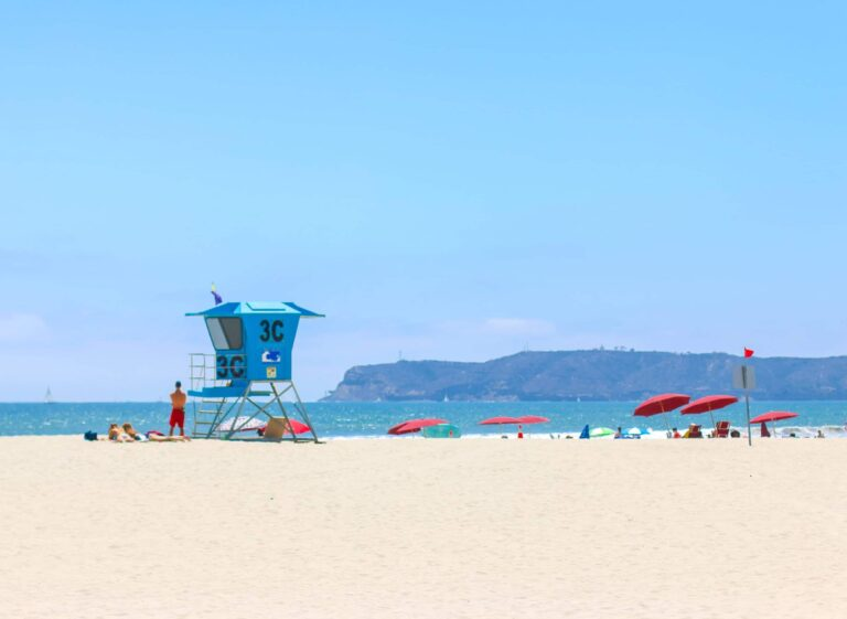 Detailed Guide to the Best Beaches in Coronado Island, San Diego