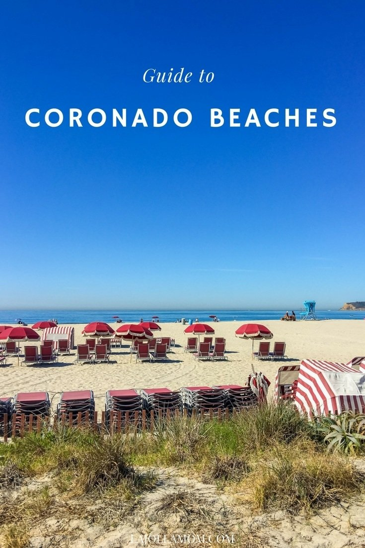 Guide to the best beaches in Coronado, California including amenities, parking, available water sports and more.