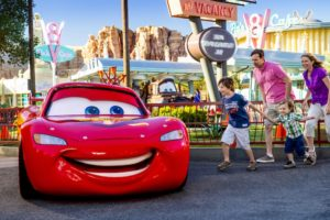 Cars Land at Disney's California Adventure park is extremely popular.