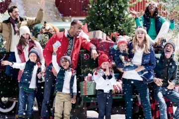 Join Lands' End Santa For a Day holiday sweepstakes for a chance to win.