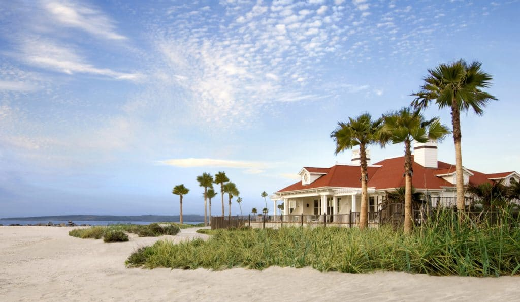 best beach hotels in san diego