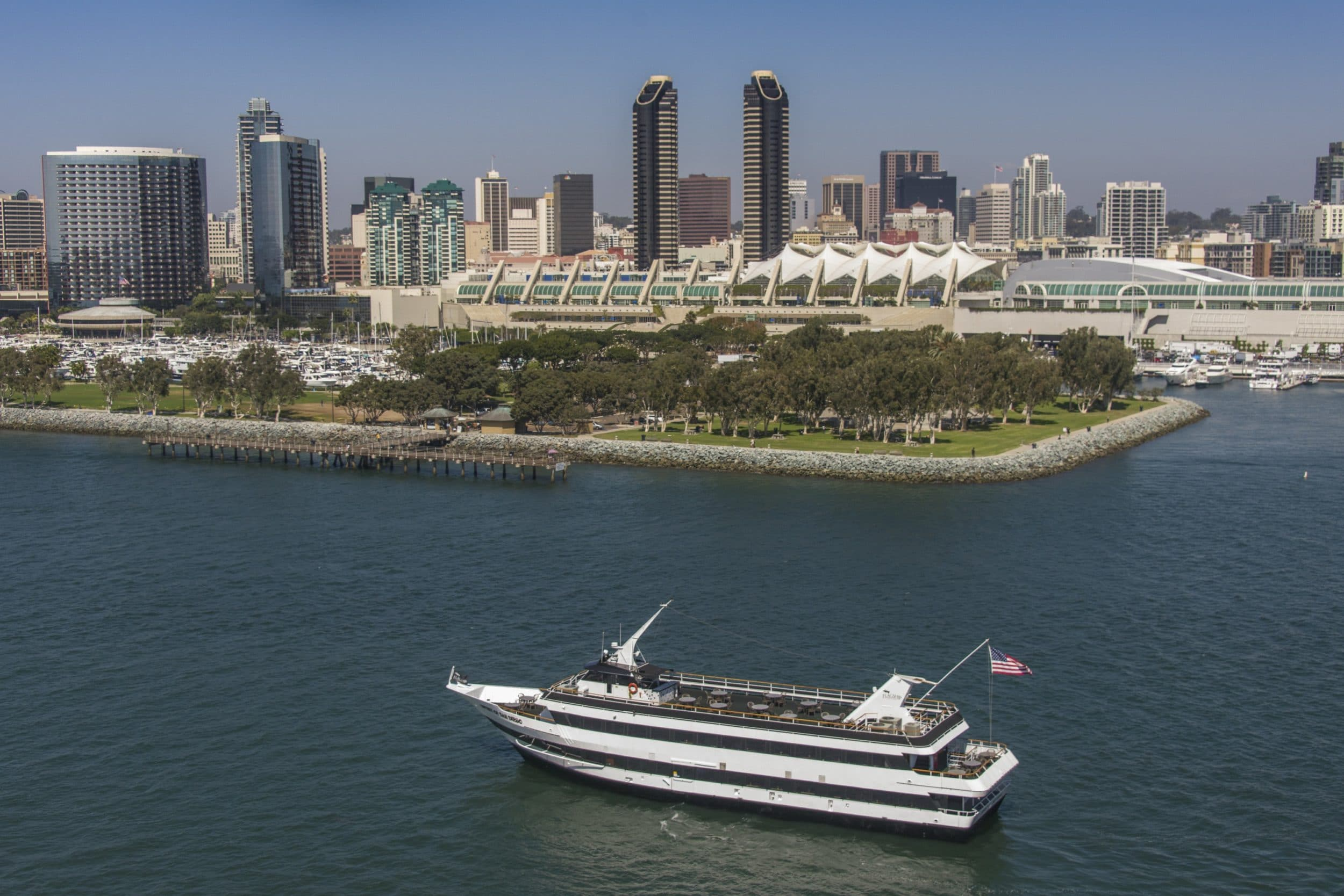 See what the best San Diego Bay Tours are.