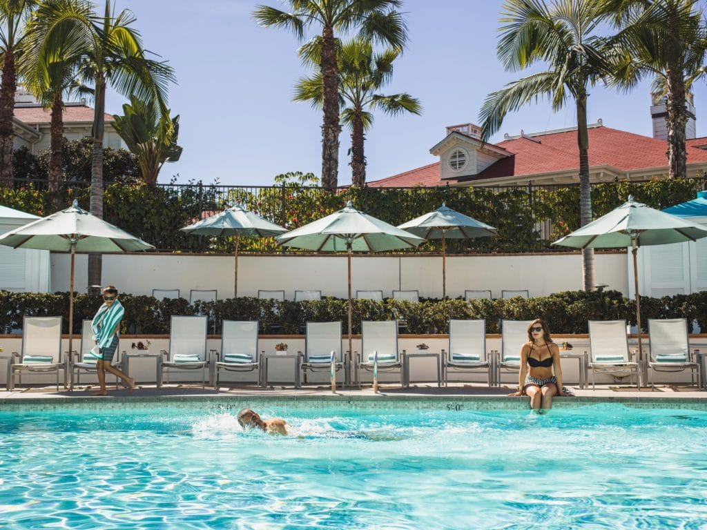 San Diego hotels near beach