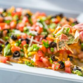 Easy 7 Layer Dip Recipe