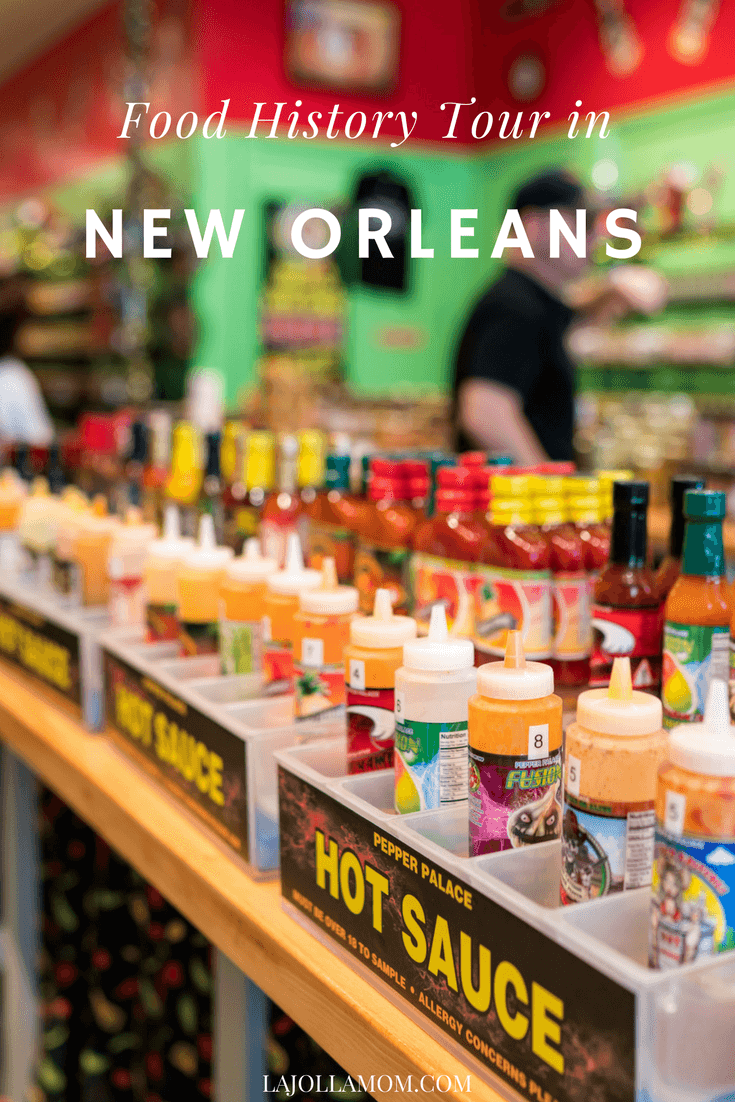 It's way more meaningful to learn why each dish came to be. Get the intel on a New Orleans food history tour.