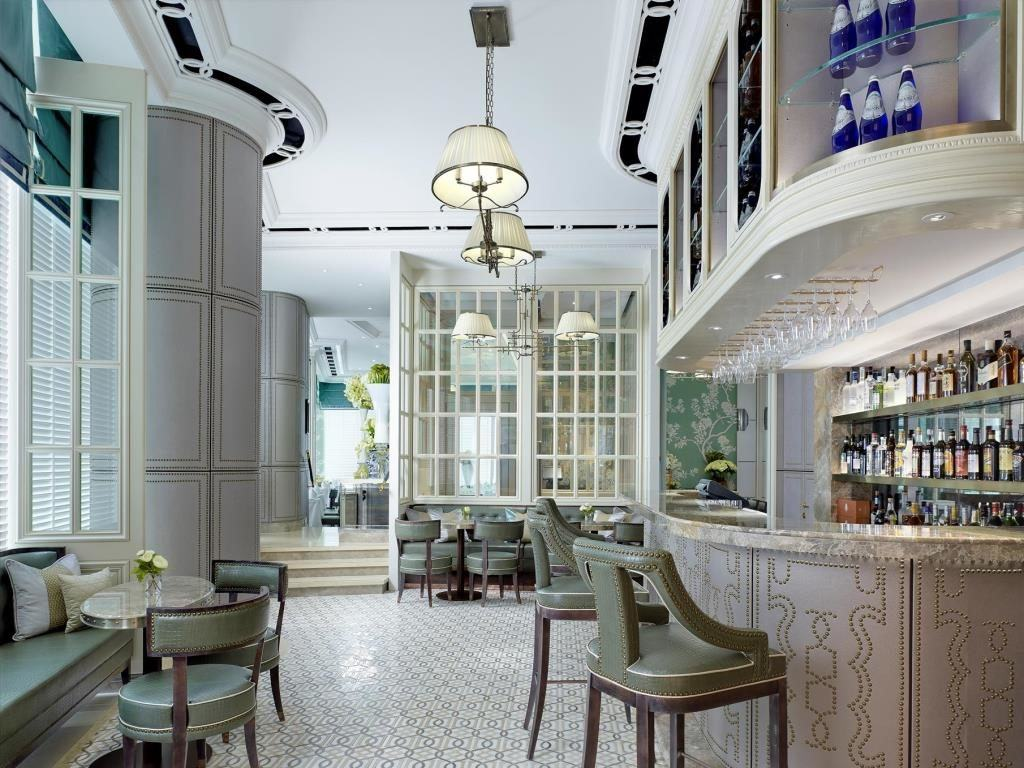 Gradini Ristorante E Bar Italiano in The Pottinger Hong Kong