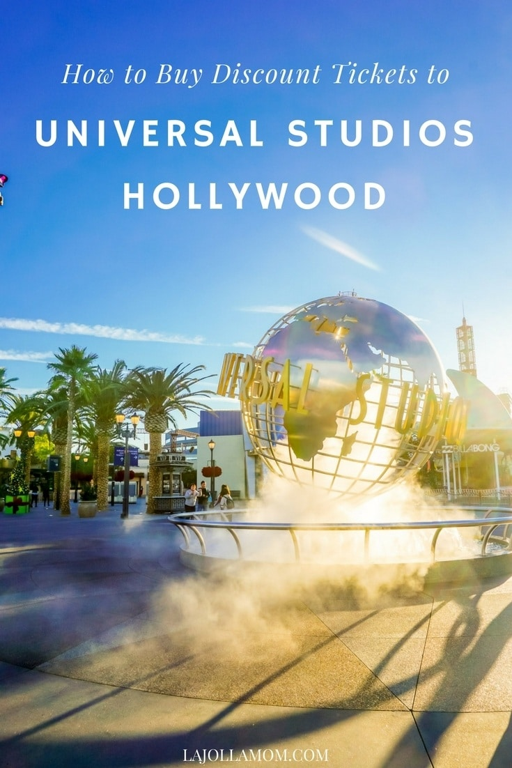 A list of reliable ways to buy Universal Studios Hollywood discount tickets to save money on one of Southern California's best (and most expensive) theme parks.