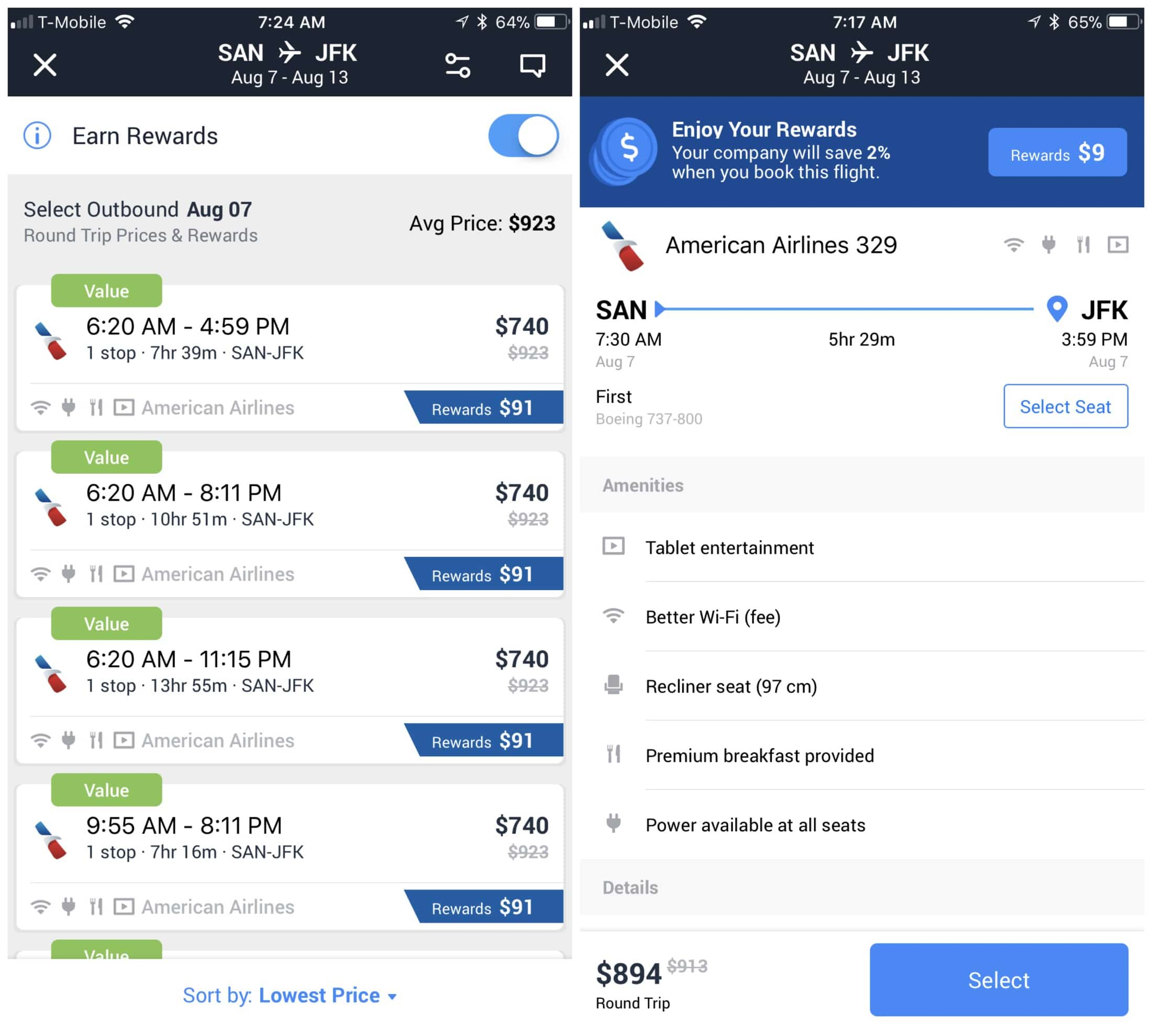 A review of the TravelBank app for business travel.