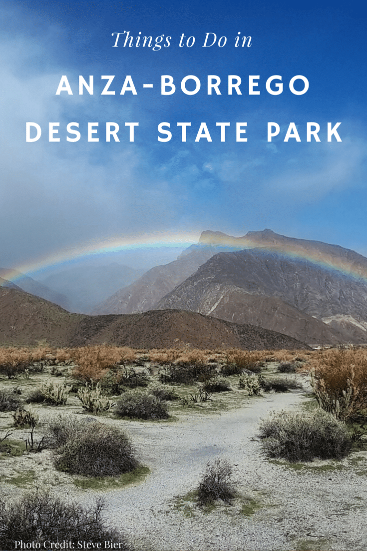 Why you must visit Anza-Borrego Desert State Park, a great road trip from San Diego.