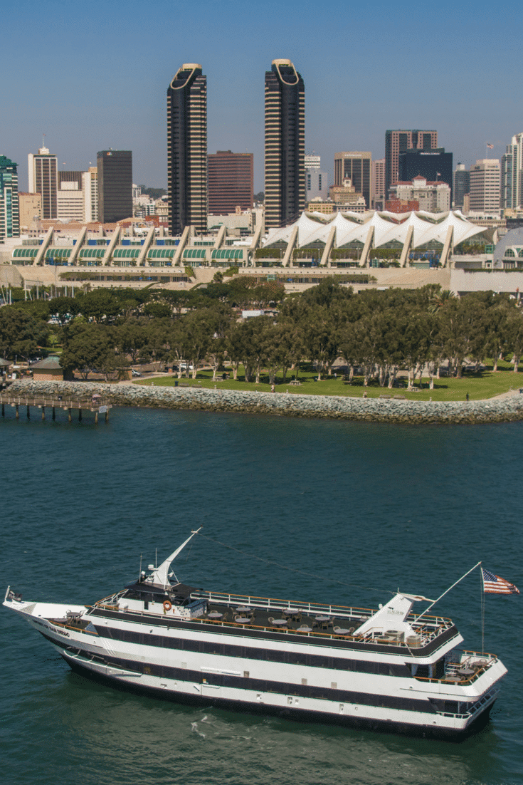 Find the best San Diego Bay tours for sightseeing from the water.