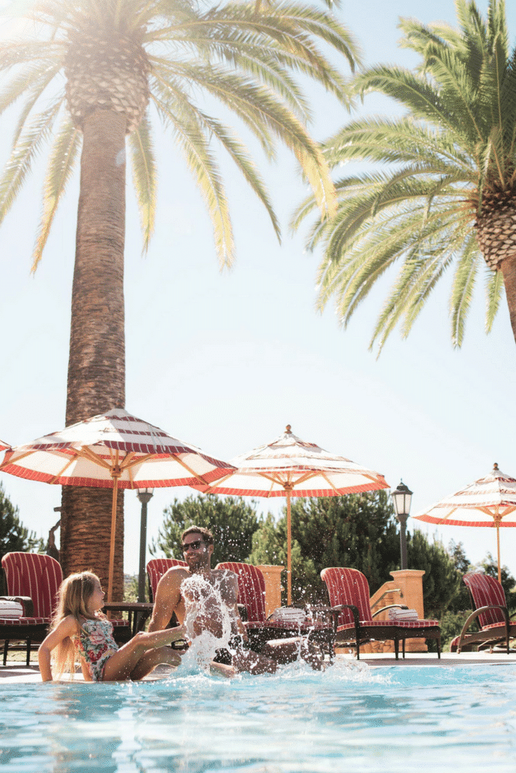 See why Fairmont Grand Del Mar is a perfect luxury hotel for families.
