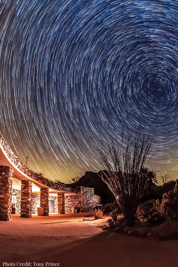 Go stargazing at Anza-Borrego Desert State Park