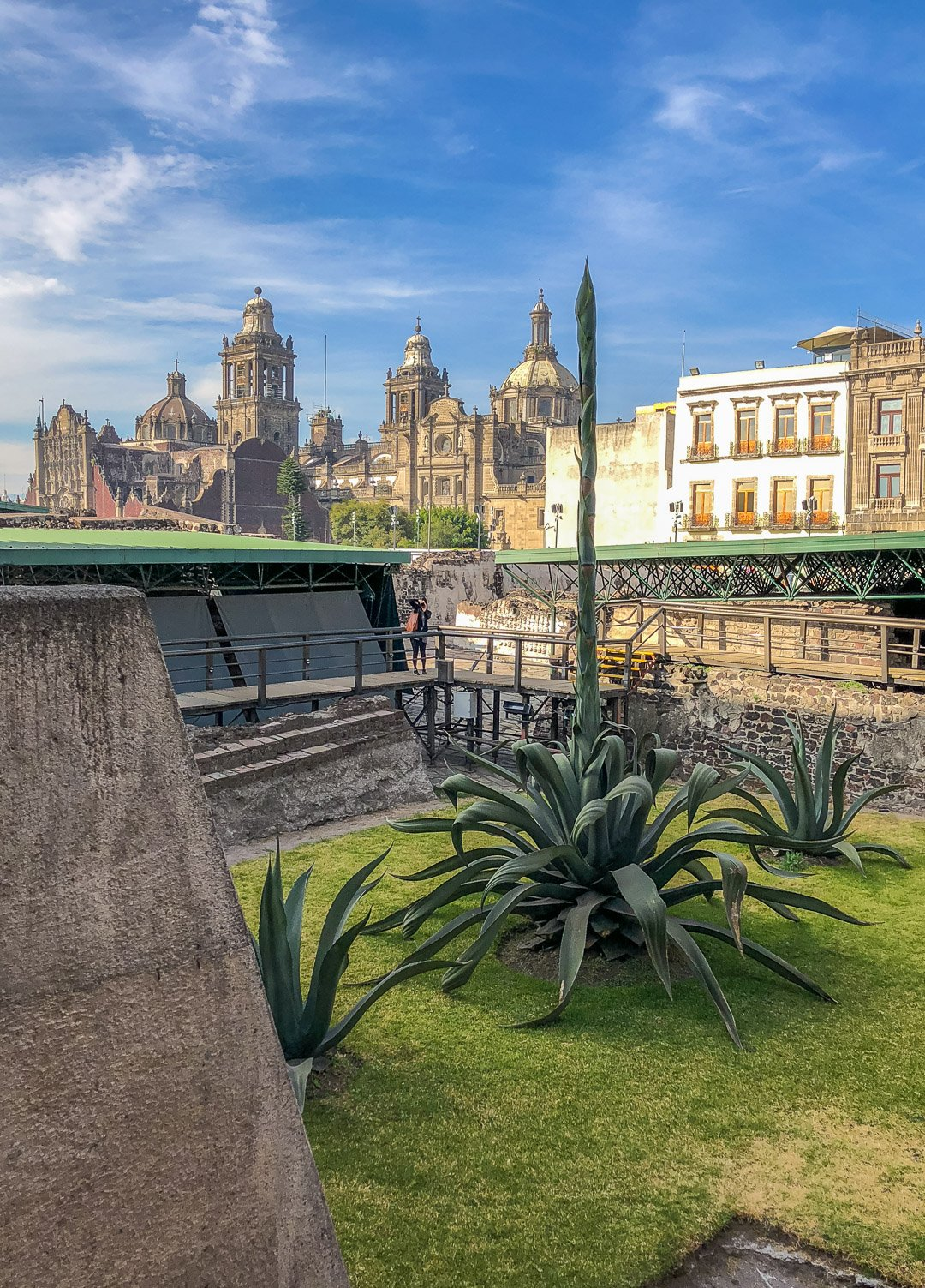 The Templo Mayor is a top Mexico City attraction
