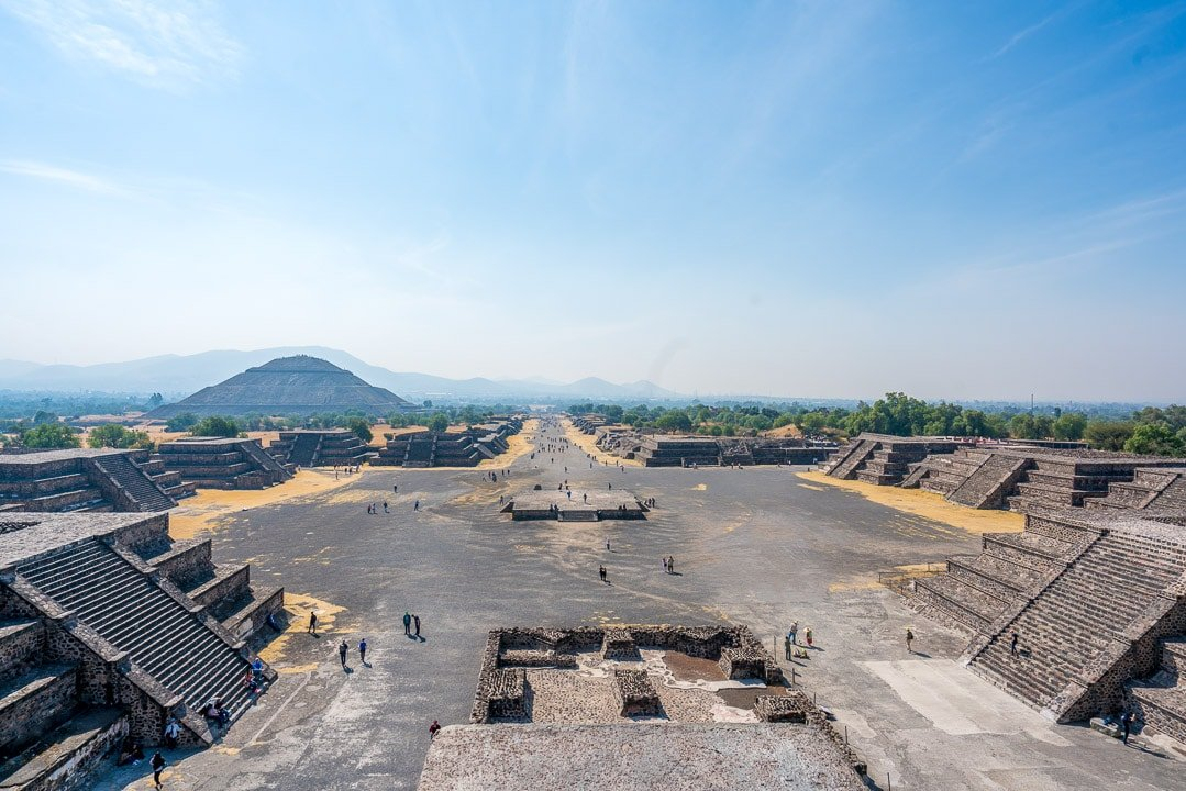 Teotihuacan is one of the best day trips from Mexico City.