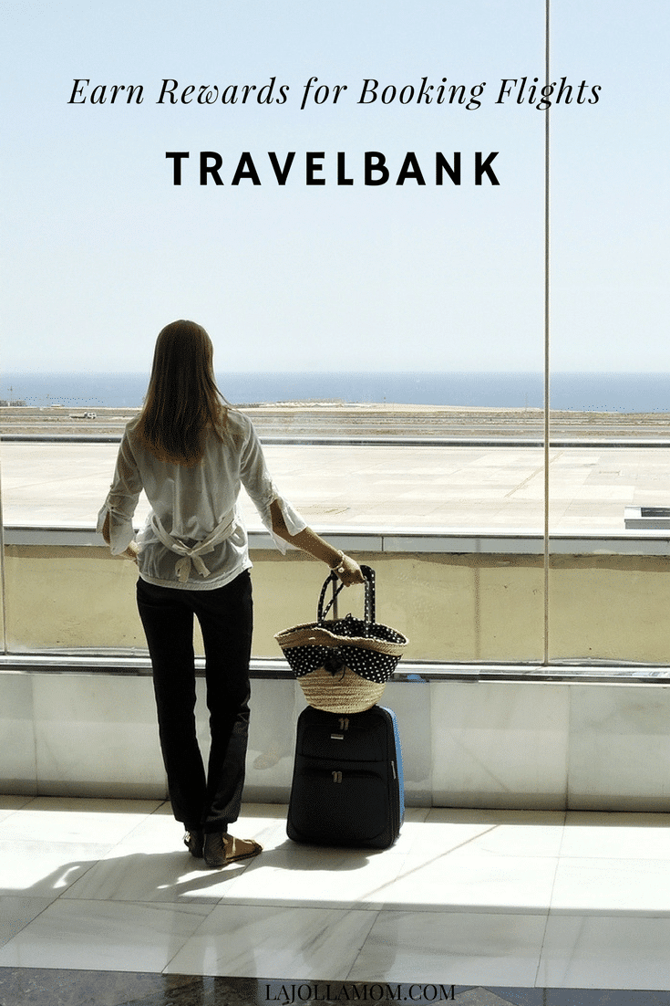 A review of the TravelBank app that can earn business travelers rewards for booking flights and coming in under budget on travel expenses.