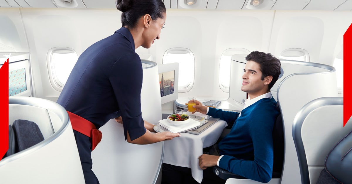 Fly Air France's new business class to Japan