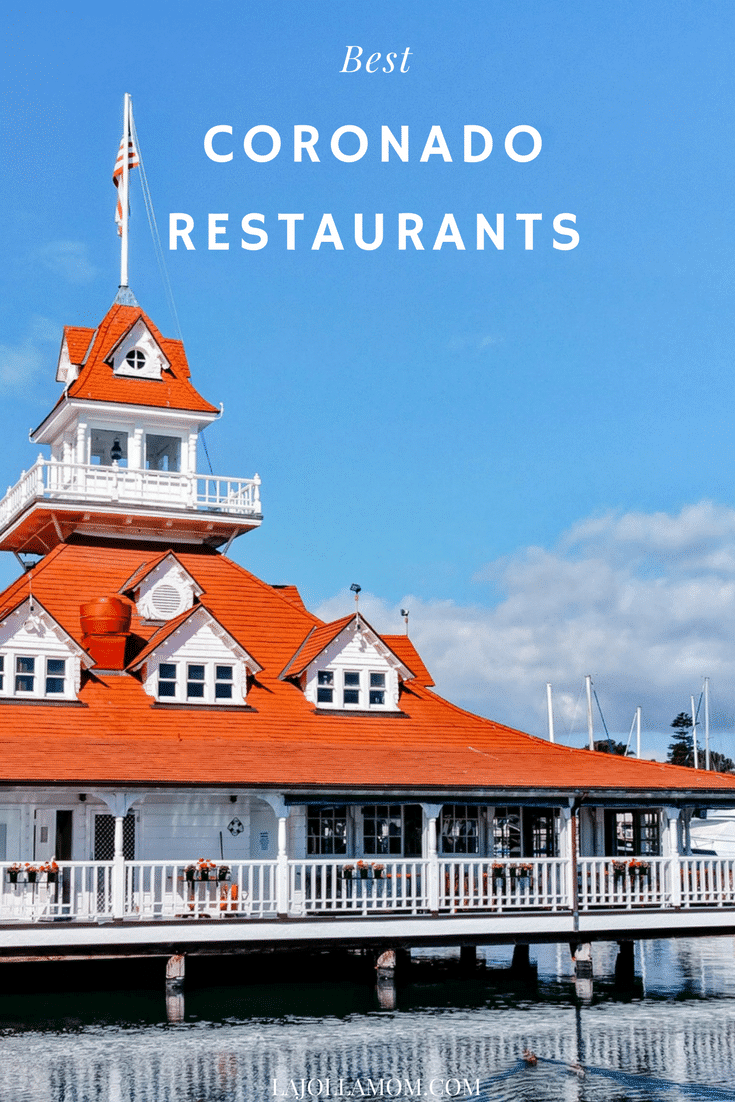 A guide to the best Coronado restaurants from take-out to waterfront on San Diego's island paradise. All are family-friendly.