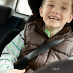 Find the best road trip activities and games to keep kids entertained in the car.