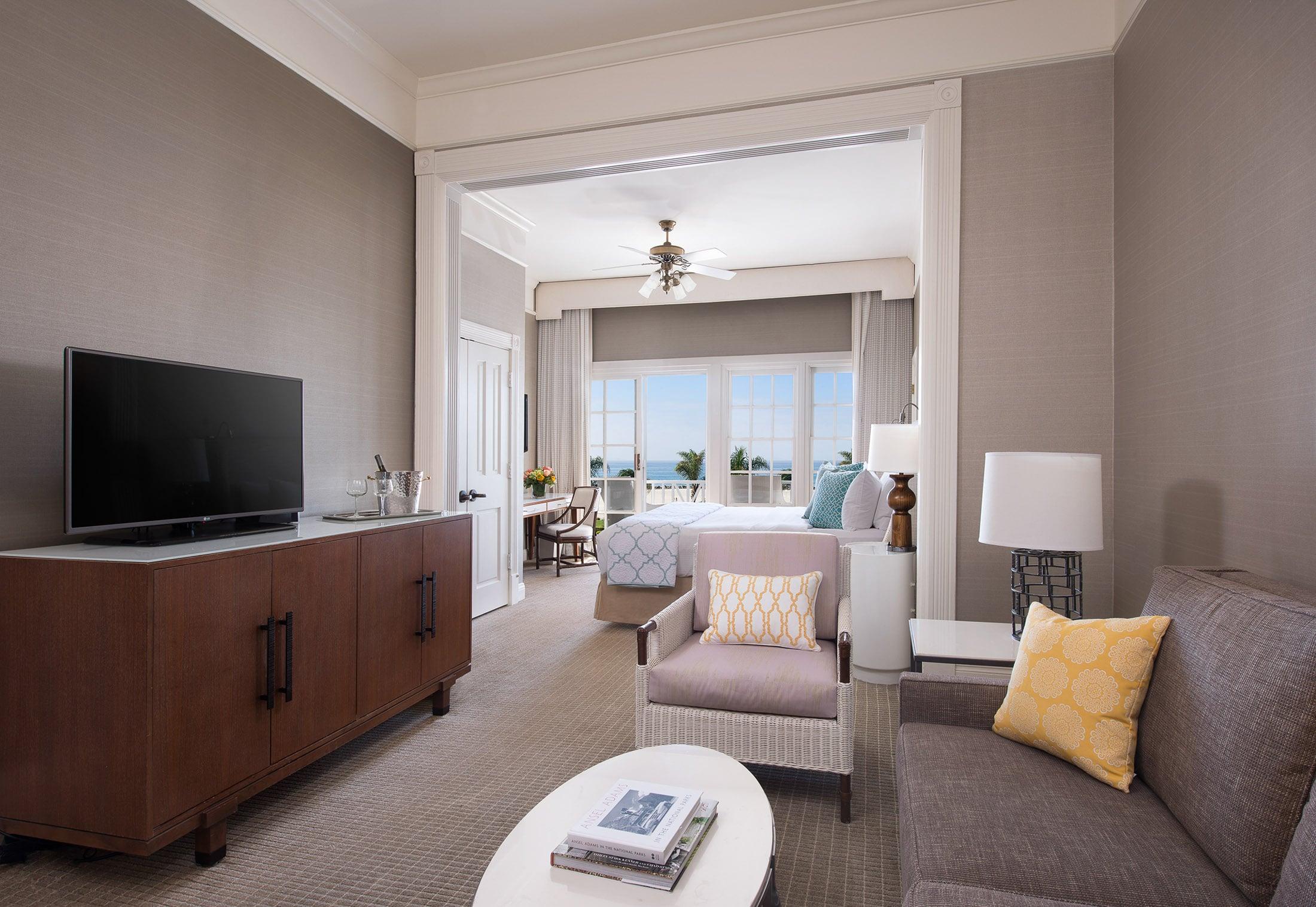 Hotel Del Coronado King Junior Suite