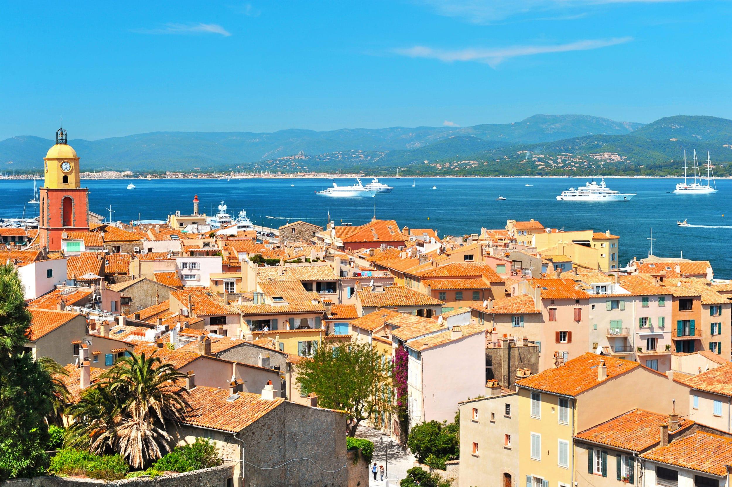 French Riviera: Saint-Tropez