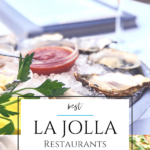 This best restaurants in La Jolla list is based on where we locals eat Mexican, Italian, seafood, breakfast, happy hour and more from takeout to fine dining — and often with extraordinary ocean views.