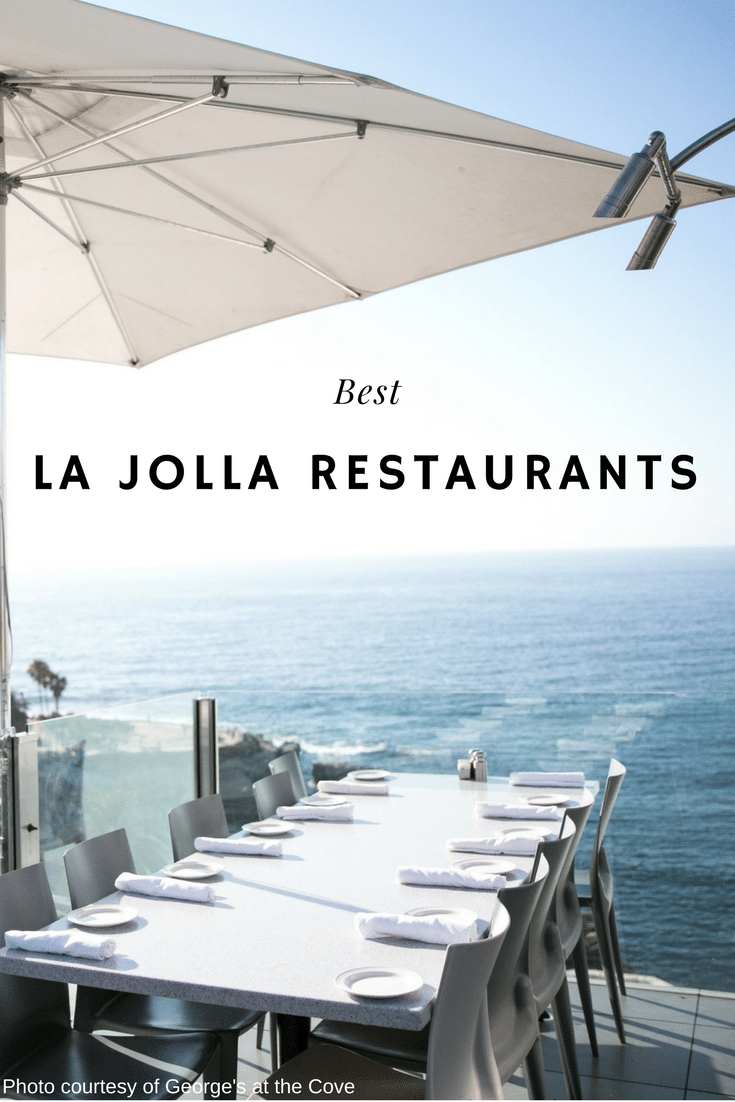 A List Of The Best La Jolla Restaurants From Casual To Fine Dining