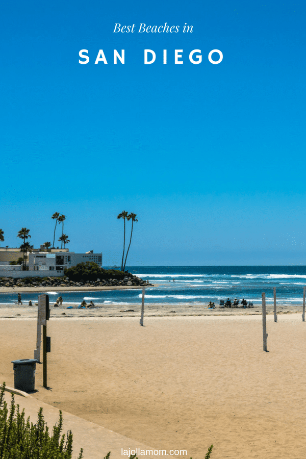 A list of the best San Diego beaches for families, surfing, sunbathing and more.