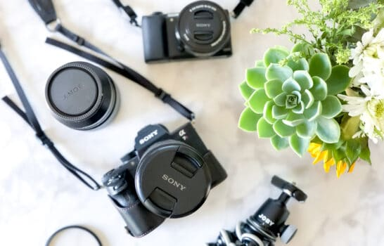 My Photography Gear for Food, Travel and Life