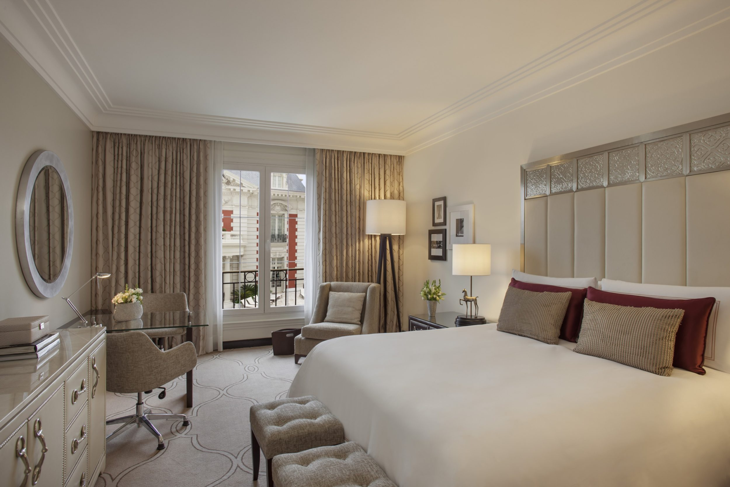 Four Seasons Buenos Aires review - room