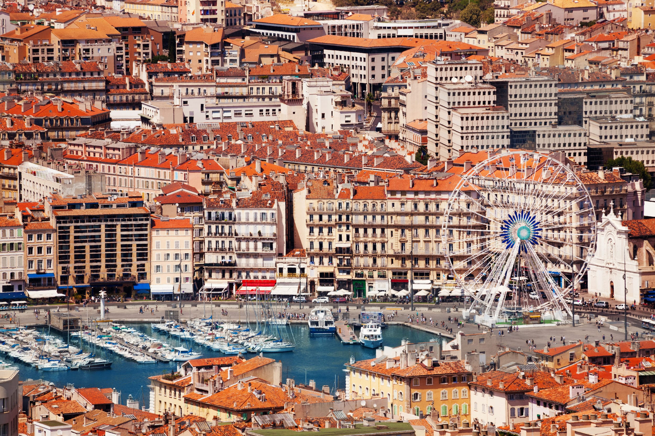 French Riviera: Marseille
