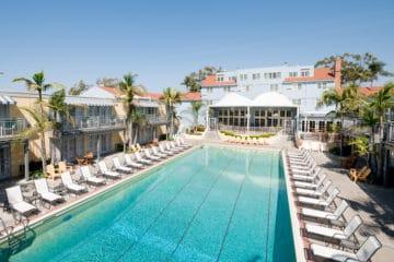 Hotels Near San Diego Zoo: Lafayette Hotel