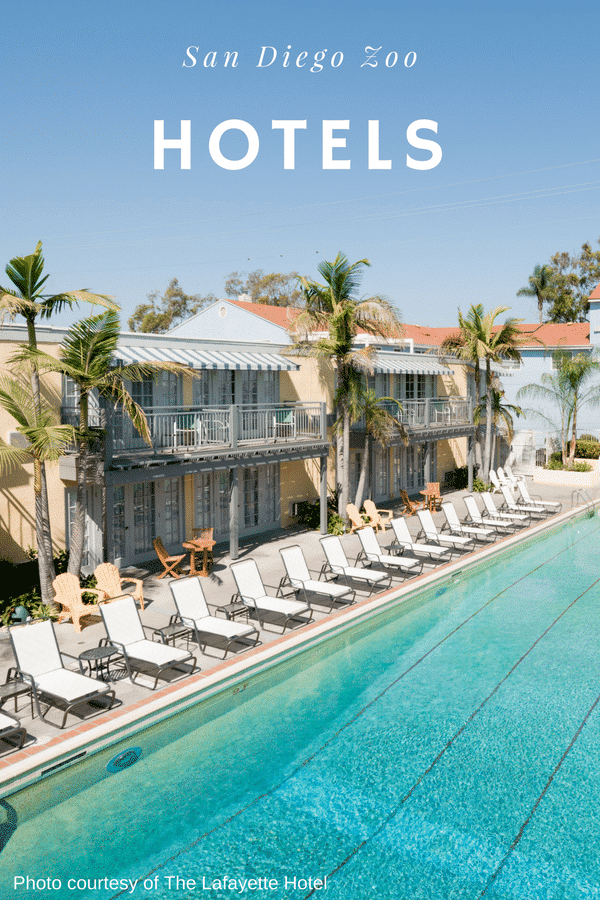 Best Hotels Near San Go Zoo
