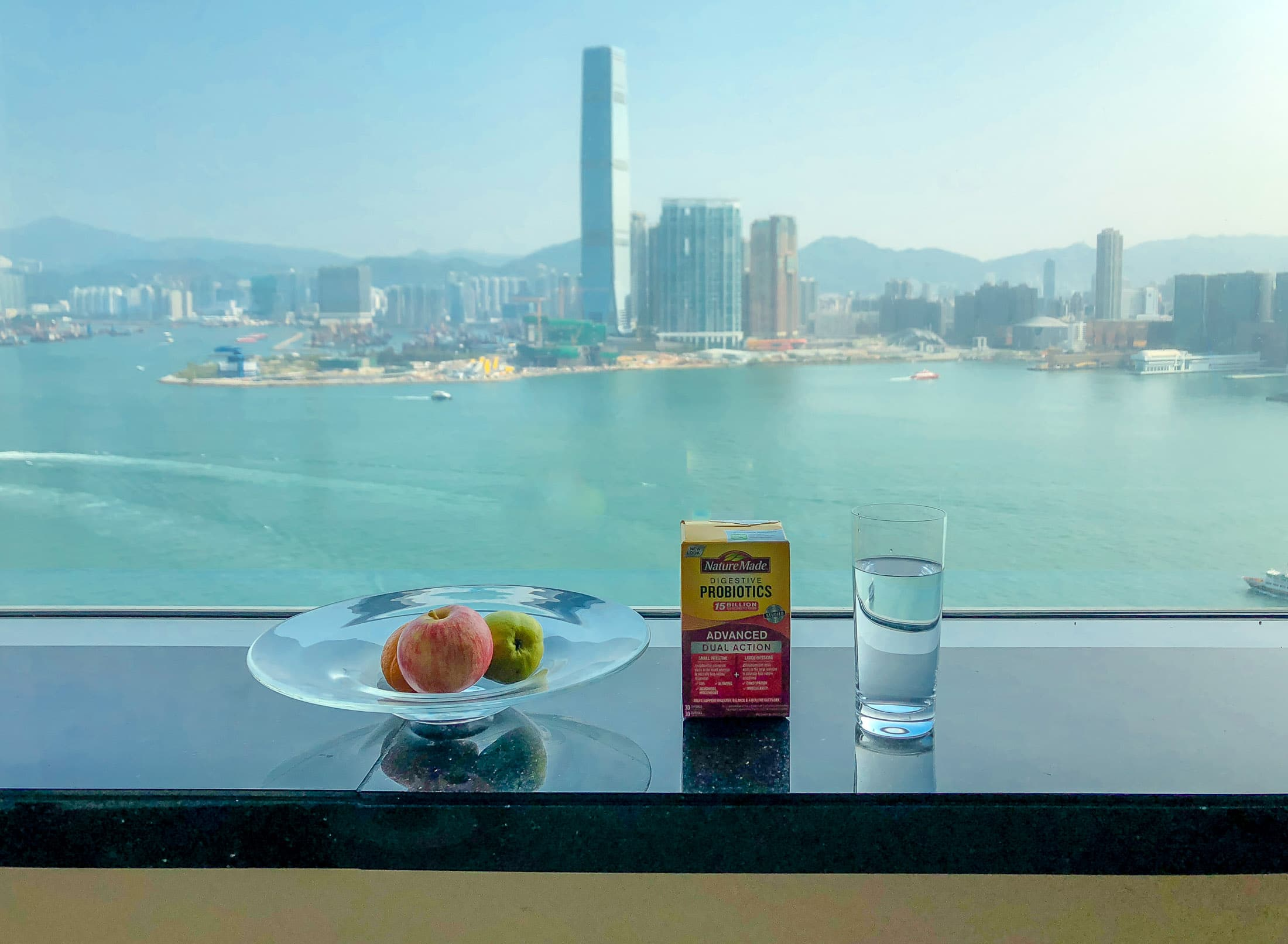 How to eat well when traveling