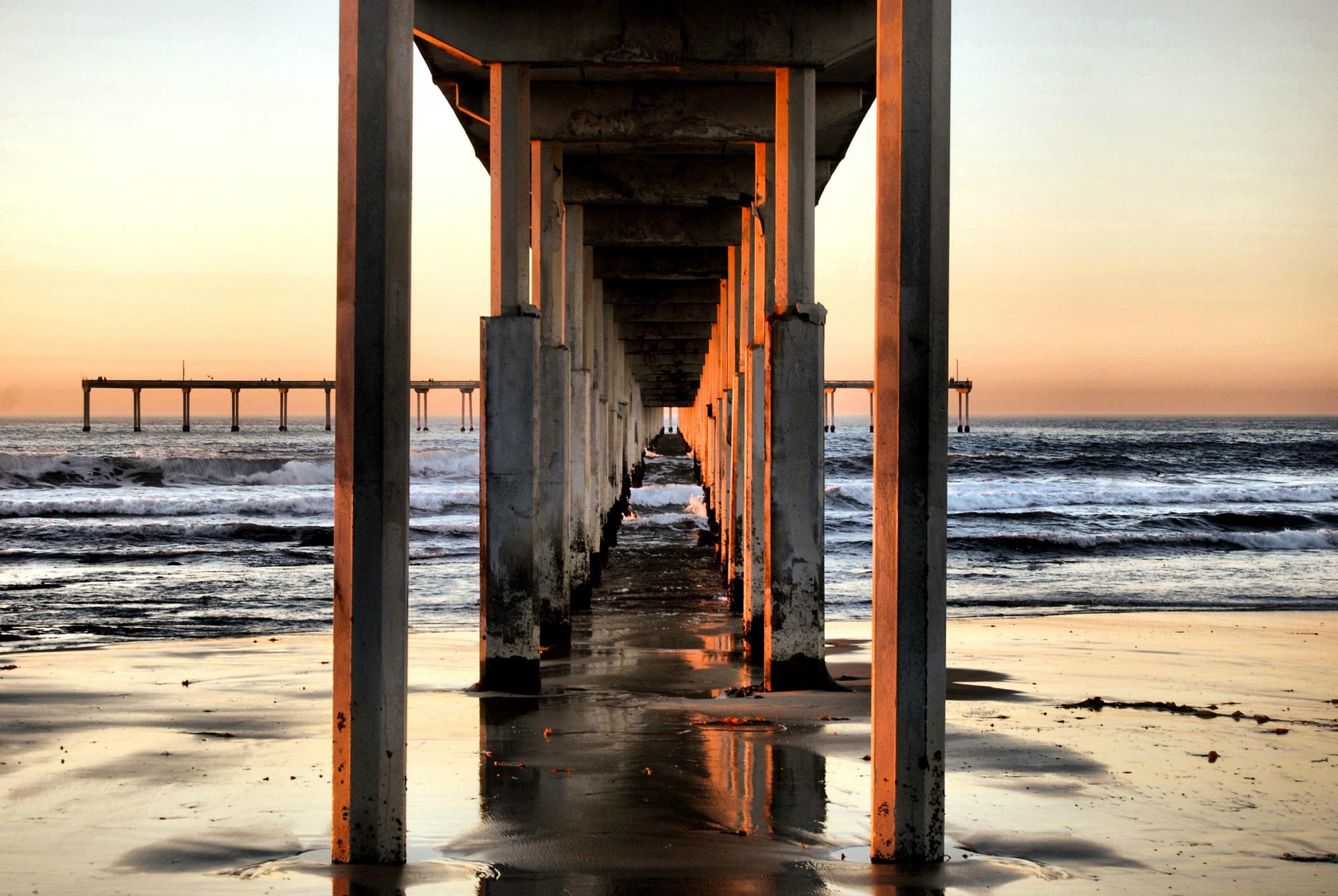 San Diego beaches: Ocean Beach