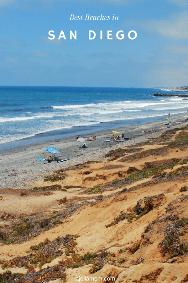 Find the best San Diego beaches for your vacation.